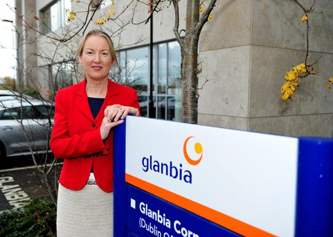 Glanbia managing director Siobhan Talbot said both businesses had 'a strong strategic fit with Glanbia Performance Nutrition'