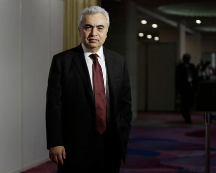 Dr Fatih Birol says his biggest challenge is to make the International Energy Agency 'truly international' as it focuses on green energy. Photo: Bloomberg
