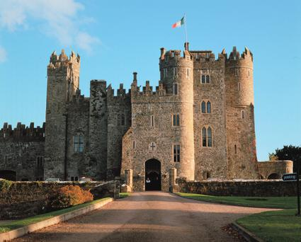 The Kilkea Castle hotel in Kildare is to reopen this summer after extensive refurbishment which will be to a five-star standard