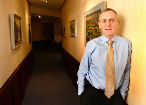 New Aryzta chairman Gary McGann will have to ask himself if the group can become the global force CEO Owen Killian thought it could be Picture: Mark Condren