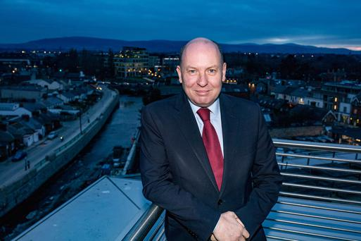 EirGrid ceo Fintan Slye ceo says it is a 'substantial step forward'