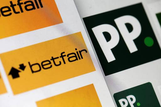 Paddy Power Betfair revenues rose last year. Photo: Bloomberg