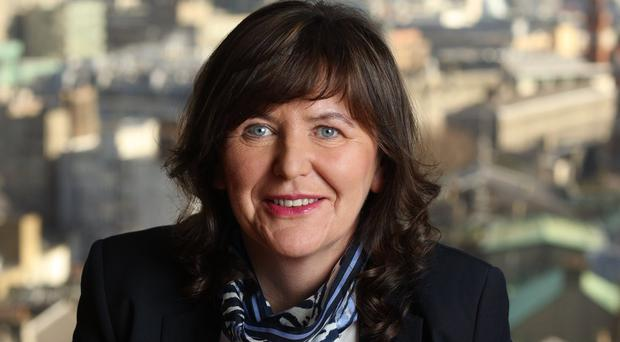 Sylvia Cronin, director of insurance supervision at Central Bank