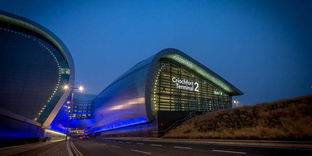 Terminal 2 at Dublin Airport – the fastest-growing major airport in Europe