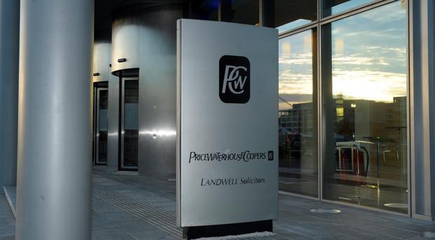 Bank of Ireland's enduring loyalty to PwC has come under scrutiny in the past. Photo: Caroline Quinn