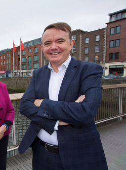 The top-ranked Irish company is backed by Barry O'Sullivan of TV's 'Dragon's Den'