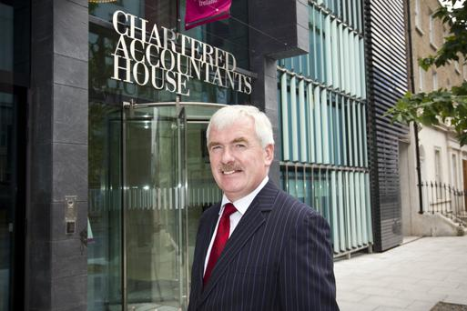Pat Costello, Chartered Accountants Ireland