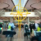 Dublin airport accounted for 84.6pc of all air passengers in 2016. Stock image