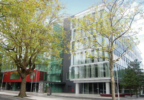 The Burlington Plaza office complex in Dublin was among the high-profile Project Tolka assets