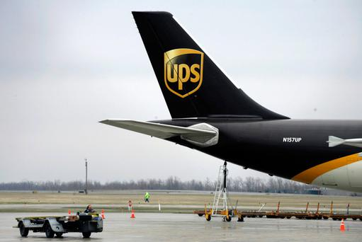 Global logistics firm UPS has snapped up Nightline. Photo: AP