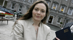 Small Firms head Patricia Callan