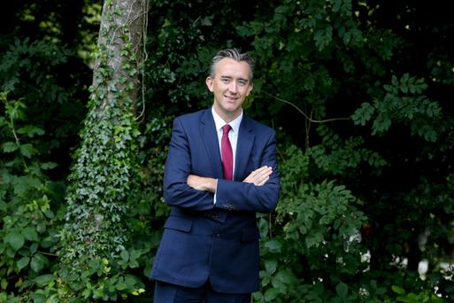 'The UK is the second largest importer of timber in the world. They cannot change that overnight,' Coillte boss Fergal Leamy argues regarding the issue of Brexit