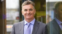 First Derivatives – headquartered in Co Down – was founded by current CEO Brian Conlon