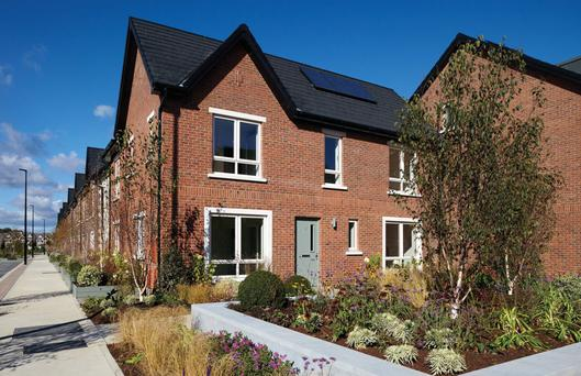 Cairn Homes returned to profit in 2016 on the back of surging demand for new homes and more flexible lending conditions for first-time buyers