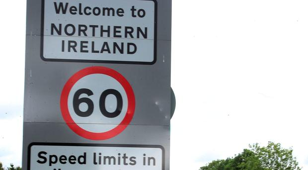 'No new customs points' planned for border after Brexit