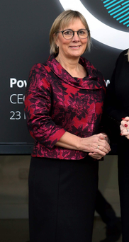 Julie Sinnamon, CEO of Enterprise Ireland