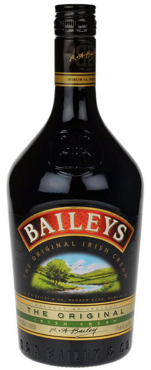 'Since it was launched, Bailey's — which is now owned by Diageo — has sold over 1.3 billion bottles worldwide and every year the company sources over 220 million litres of cream from Irish farmers.'