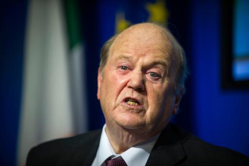 Michael Noonan's Budget set out plan to target offshore accounts