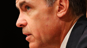 Bank of England Governor Mark Carney said the change set by its Financial Policy Committee did not point towards a tightening of monetary policy. Photo: PA