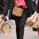 Clouds are gathering over the UK's shopping districts as shoppers squeezed by price increases and stagnant wages defer purchases (Stock image)