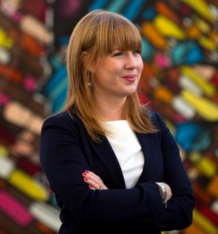 Kate Hyde, managing director of tech company Glencove, the Cork firm behind Henparty.ie and other bespoke travel tech software solutions, is one of the three Irish entrepreneurs attending the Dell summit – the first time this country has been represented at the global networking event
