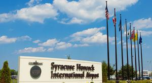 Syracuse Hancock International Airport has lobbied Ireland