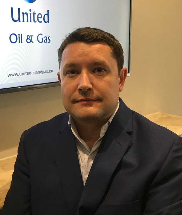 United Oil & Gas CEO Brian Larkin