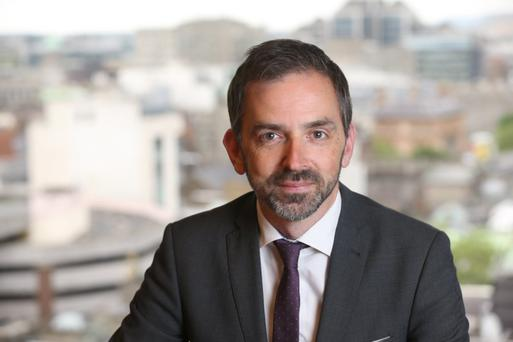 Ed Sibley, the Central Bank's new deputy governor