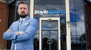 Conor Gray has worked with Boyle Sports for the past 16 years