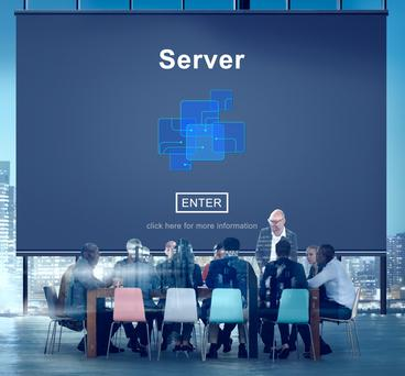 Transforming data centres is vital for firms as part of a seismic change (stock image)