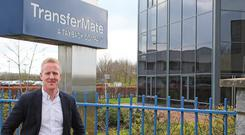 Transfermate co-founder Barry Dowling is leaving the business