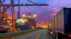 The impact of Brexit on UK exports to the EU in key sectors could have a knock-on effect for Irish-based suppliers. Stock image