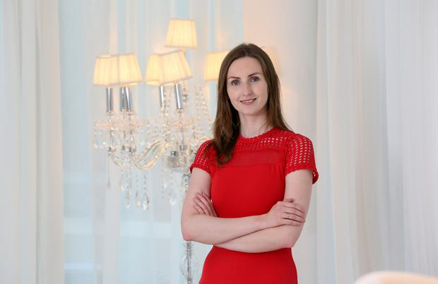 Dr Ciara Clancy photographed at the Beacon Hotel in Sandyford. Picture: Frank McGrath