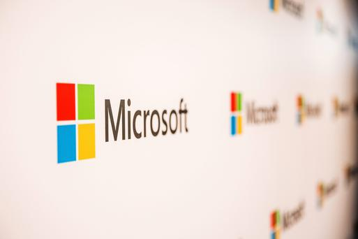The agreement will help support the growing demand for Microsoft Cloud services from Ireland. Photo: Bloomberg