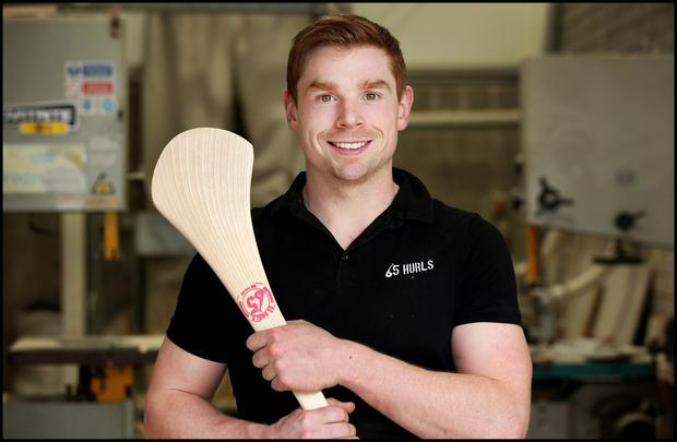 Hurley maker Colm Foley