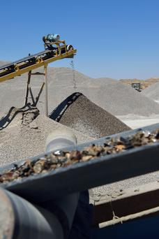 Zinc prices have rocketed since last year (stock image)