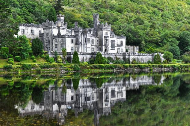 Kylemore Abbey is Connemara's main tourist attraction with 320,000 people visiting it last year