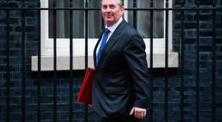 British International Trade Secretary Liam Fox said the legislation would help the UK 'seize this unprecedented opportunity'