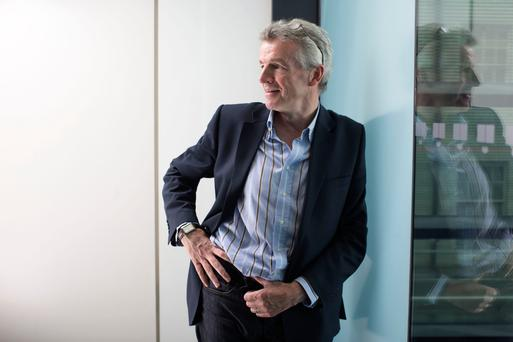 Ryanair's Michael O'Leary Photo: Bloomberg