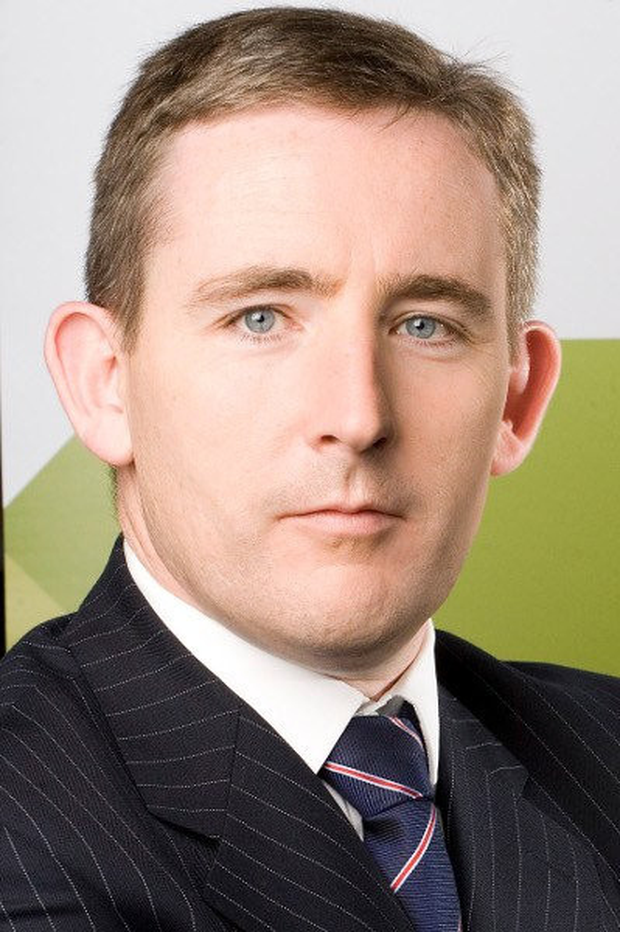 Niall Norton, chief executive of software firm Openet