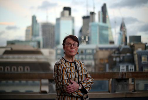 Britain's government is now listening to the financial services sector, says Catherine McGuinness, chairman of the Policy and Resources Committee of the City of London Corporation