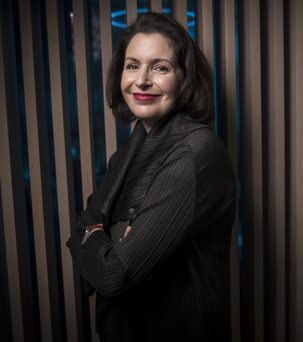 Francesca McDonagh, CEO of Bank of Ireland. Picture by Fergal Phillips