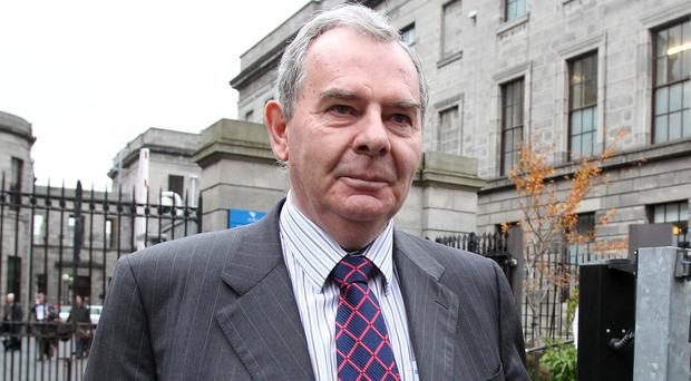 The court heard that it has been IBRC's case since 2011 that Mecon is ultimately beneficially owned by or on behalf of the Quinn family, including Sean Quinn, and controlled for their benefit