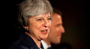 Prime Minister Theresa May's government faces trade talks. Photo: PA