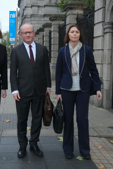 Central Bank Governor Philip Lane and his deputy, Sharon Donnery, are well regarded in Europe