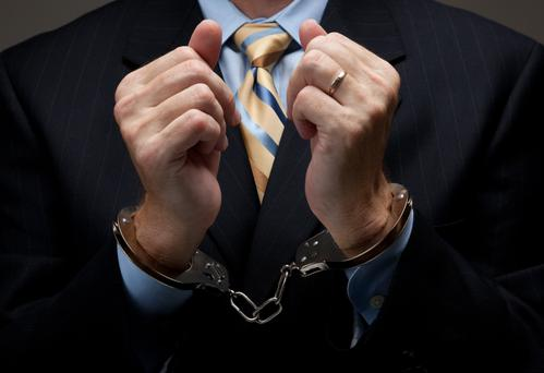 Several people were set to be arrested (stock photo)