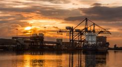 The Port of Cork is to be given an €82m revamp