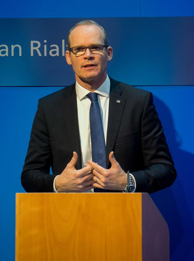Minister Simon Coveney said the fund will be of mutual benefit