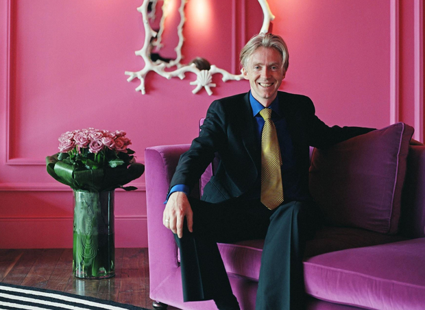 Designer Philip Treacy