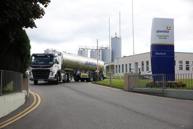 Glanbia has invested heavily in new processing facilities in recent years. Photo: Finbarr O'Rourke